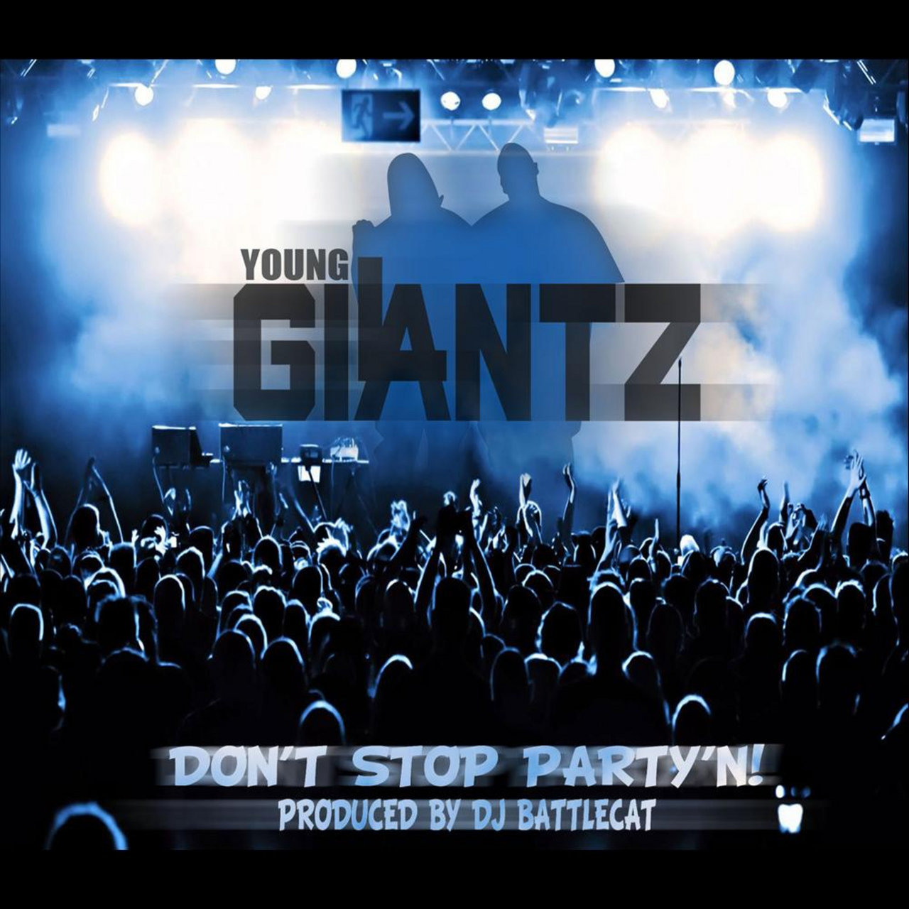Don't Stop Party'n (Clean)