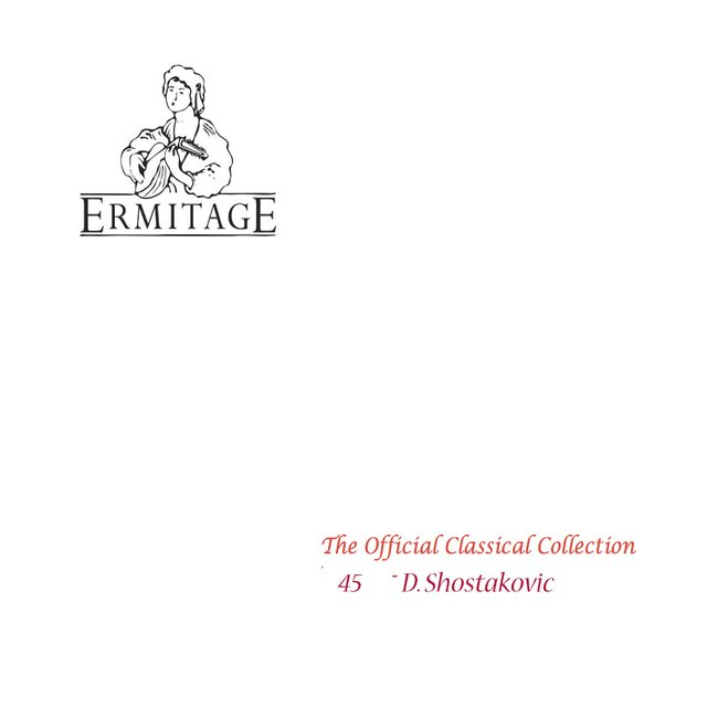 The Official Classical Collection: Vol. 45, D. Shostakovich