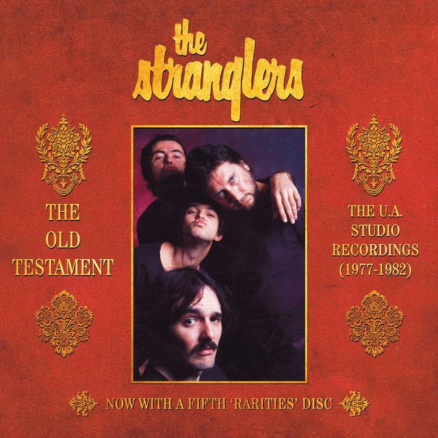 The Old Testament (UA Studio Recs 77-82)
