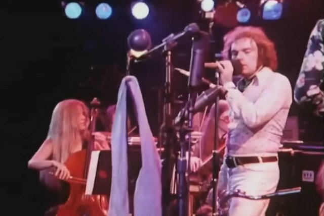 Cyprus Avenue (Live) (from..It's Too Late to Stop Now...Film)