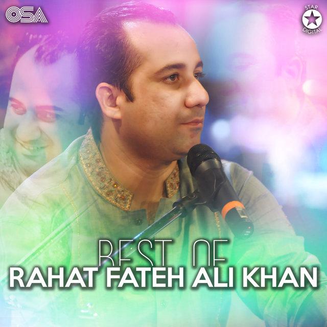 Sad Songs of Rahat Fateh Ali Khan by RAHAT FATEH ALI KHAN on