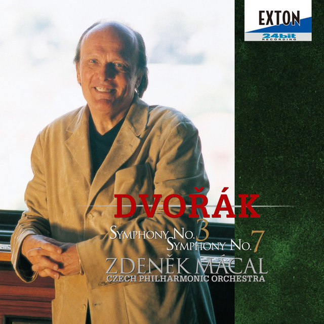 Dvorak: Symphony No. 3 (Simrock Edition) & No. 7
