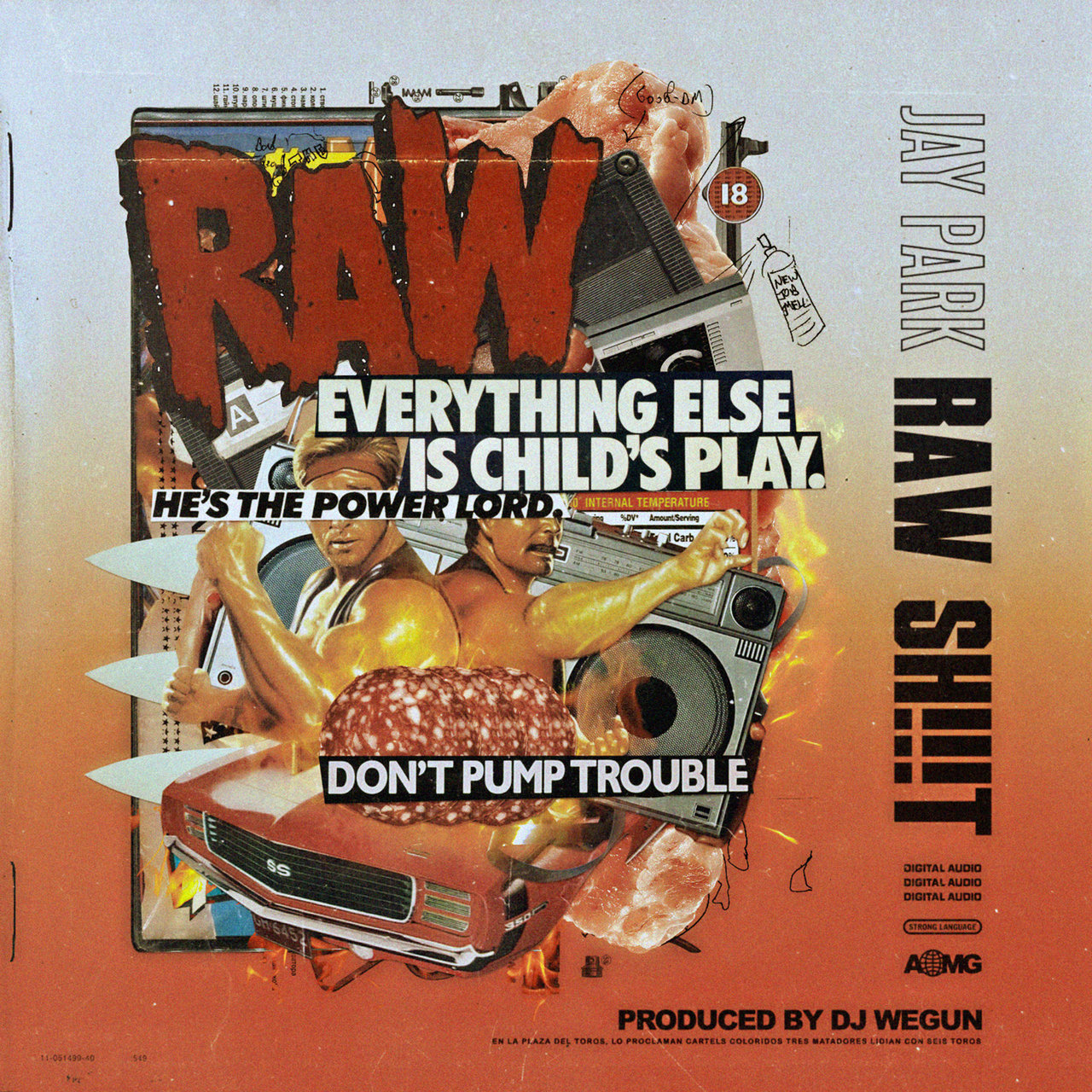 Raw Sh!t (with DJ Wegun)