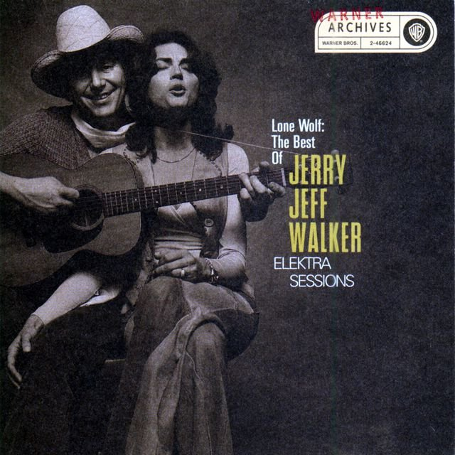 Lone Wolf:The Best Of Jerry Jeff Walker/Elektra Sessions