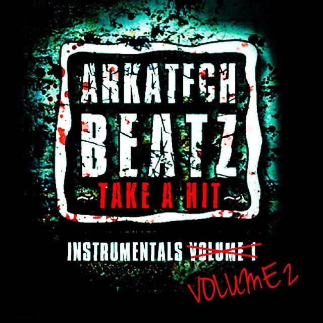 Arkatech Beatz Instrumentals Vol. 2