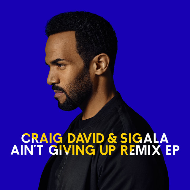 Ain't Giving Up (Remixes) - EP