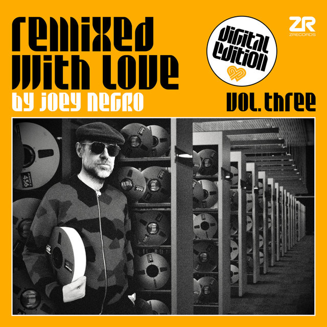 Remixed With Love by Joey Negro Vol.3 (Streaming Edition)