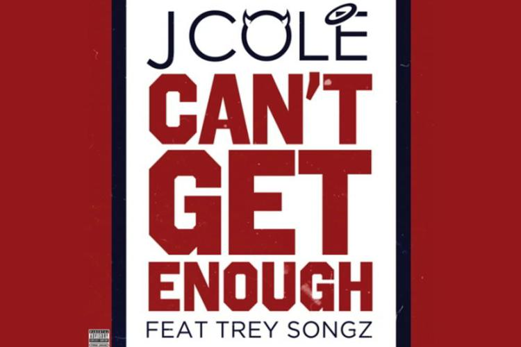 Can't Get Enough (Cover Image Version) feat. Trey Songz