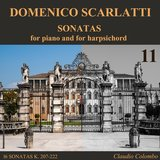 Sonata K. 208 in A Major - Adagio e cantabile, for piano