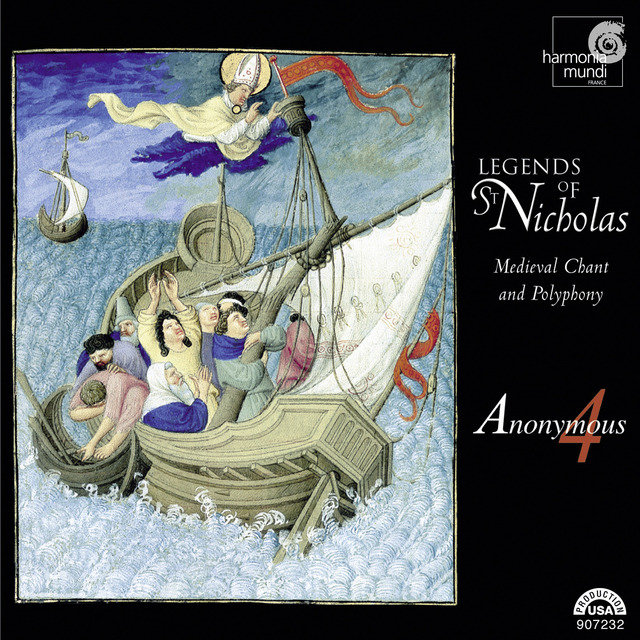 Legends of St. Nicholas - Medieval Chant & Polyphony