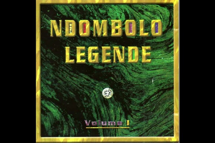 Ndombolo legende - Vol 1 (African Music)