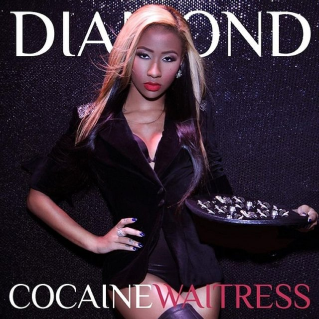 Cocaine Waitress
