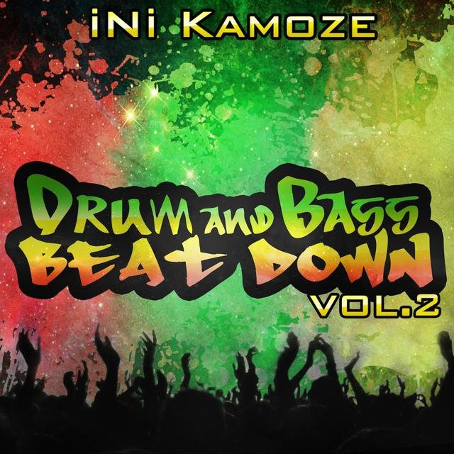 Drum and Bass Beat Down Vol. 2