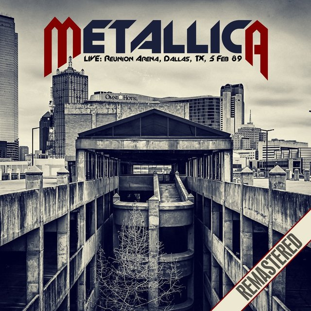 And Justice For All Remastered Live Metallica