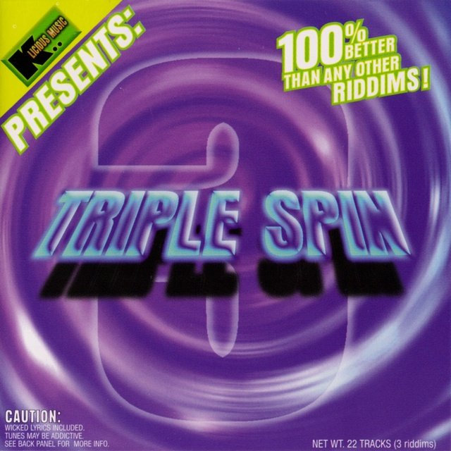 Triple Spin 1