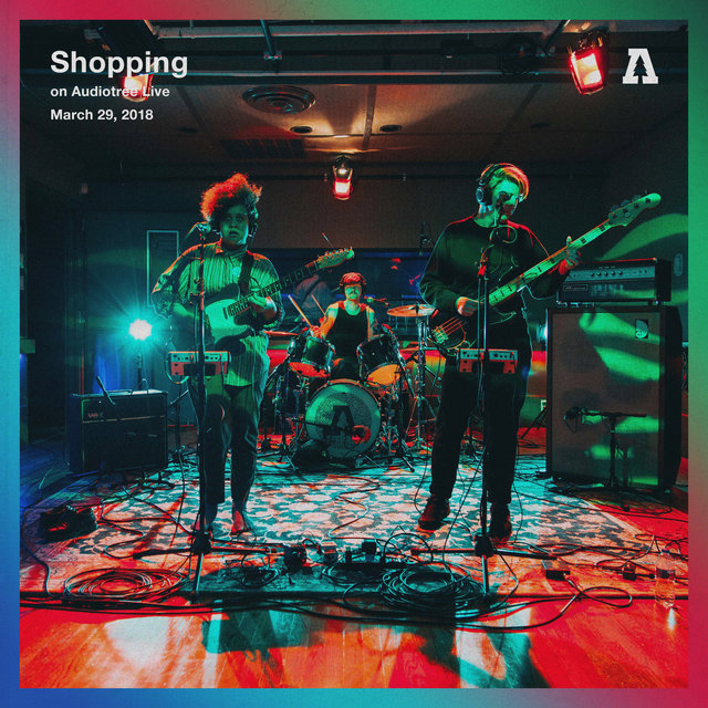 Shopping on Audiotree Live