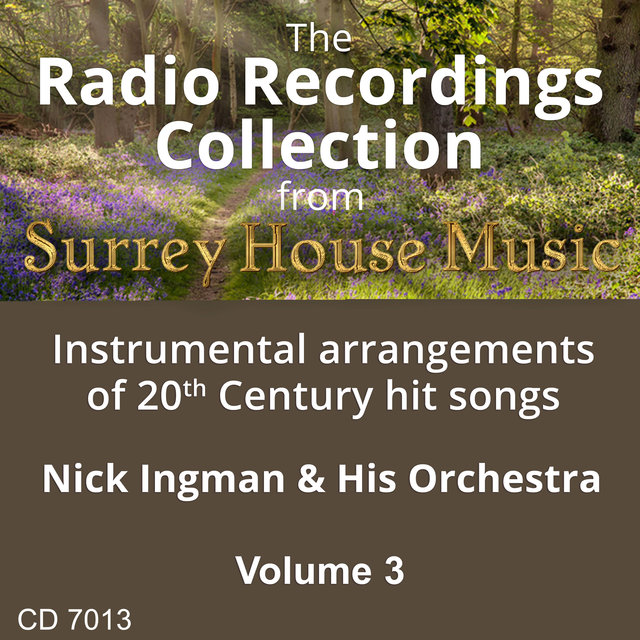 Nick Ingman & His Orchestra, Vol. 3
