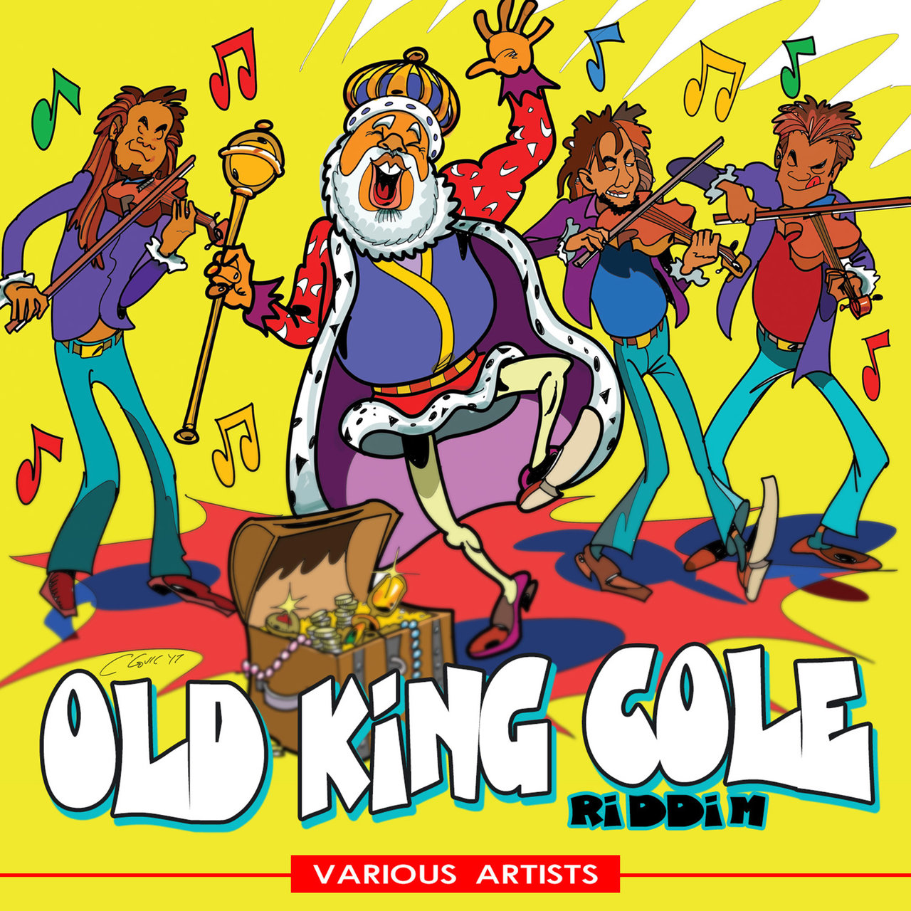 Old King Cole Riddim