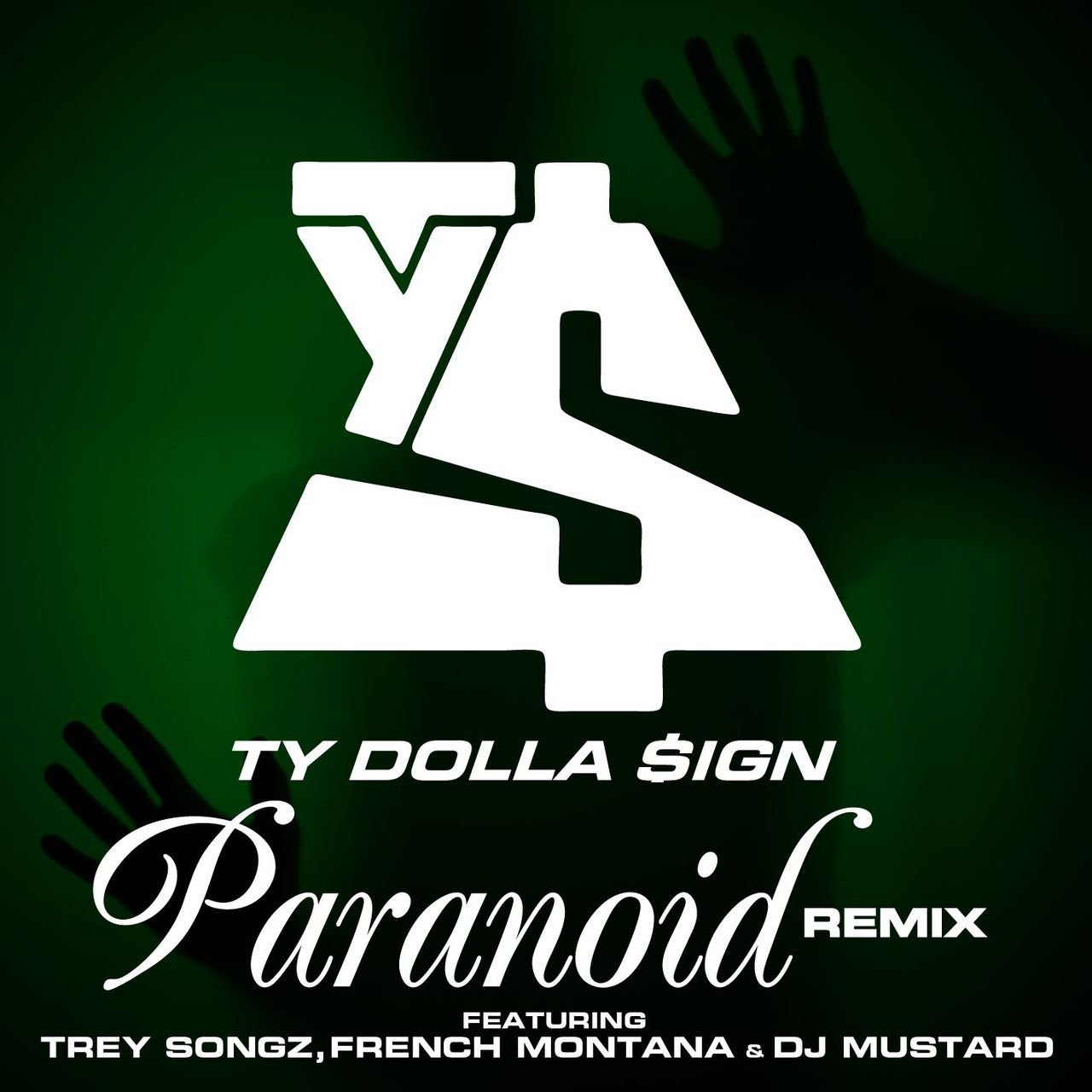 Paranoid (feat. Trey Songz, French Montana and DJ Mustard) [Remix]