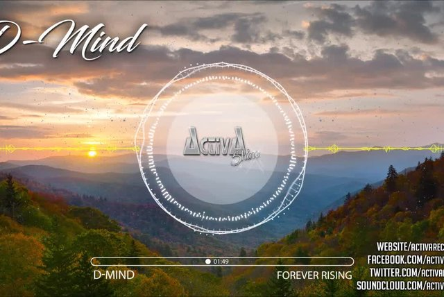 D-Mind - Forever Rising (Original Mix) - Official Preview (Activa Shine)