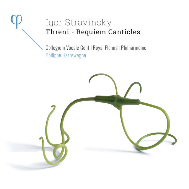 Stravinsky: Threni & Requiem Canticles