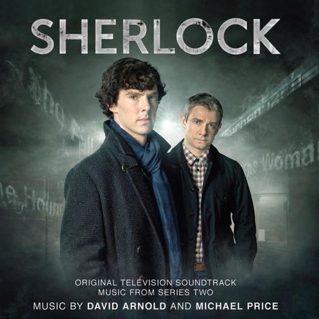 Sherlock: Music From Series 2 (Original Television Soundtrack)