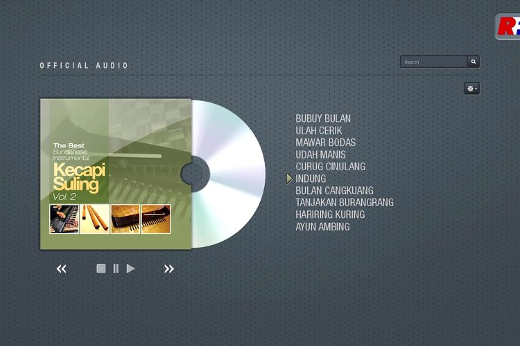 Various Artist - The Best Sundanese Instrumental Kecapi Suling Vol.2 (Full Album Stream)