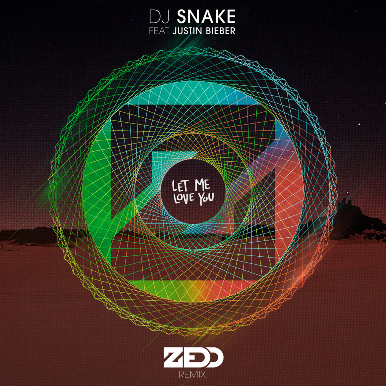 Let Me Love You (Zedd Remix)