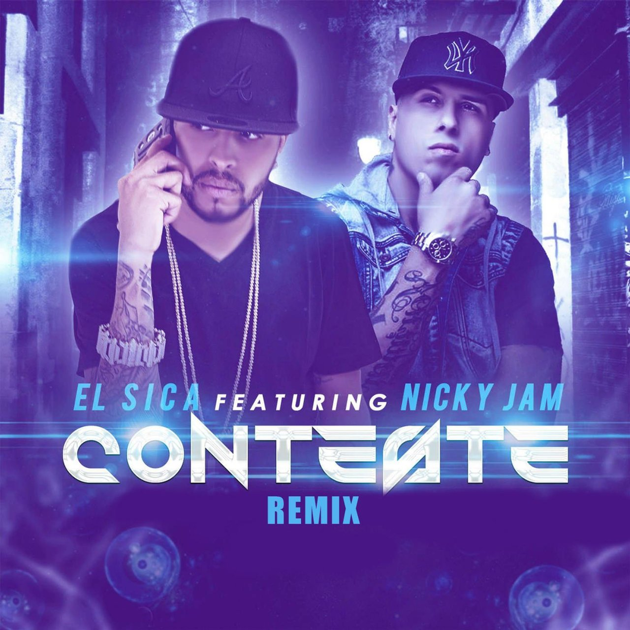 Conteste (Remix) [feat. Nicky Jam]
