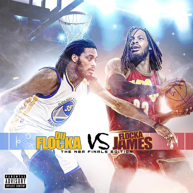 DuFlocka Rant VS Flocka James (NBA Finals Edition)