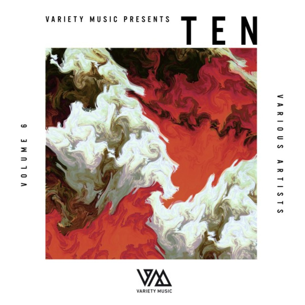 Variety Music Pres. Ten, Vol. 6