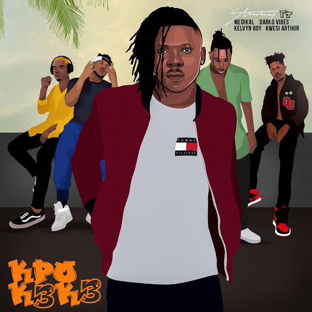 Kpo K3K3 (feat. Medikal, DarkoVibes, Kelvyn Boy, and Kwesi Arthur)