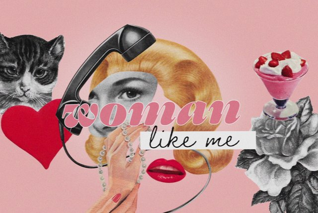 Woman Like Me (Lyric Video)