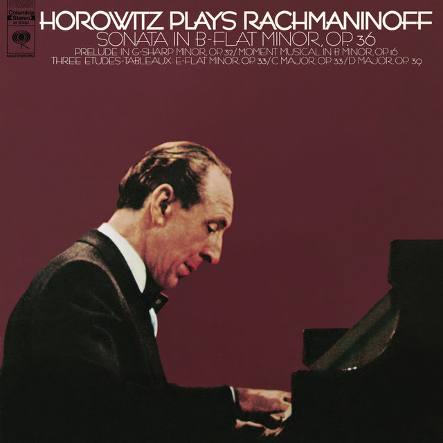 Rachmaninoff: Piano Works