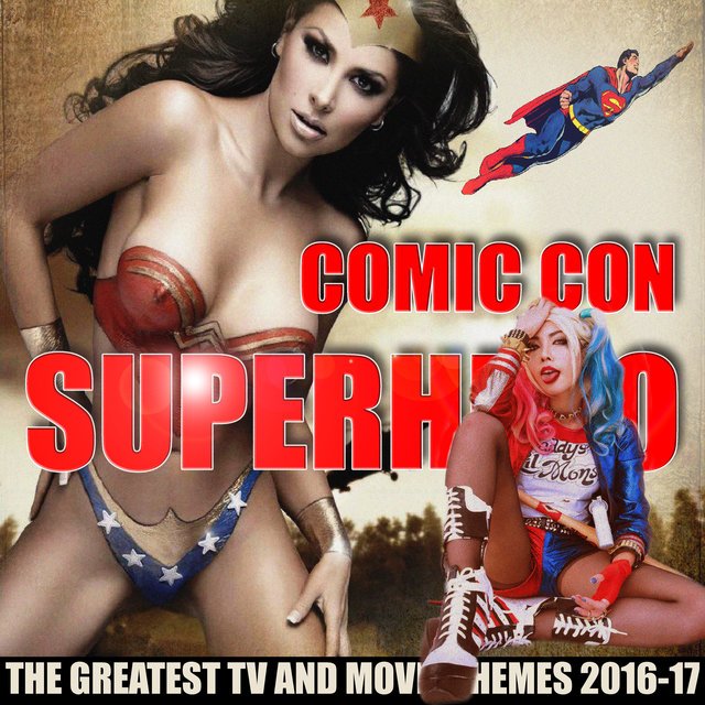 Comic Con - Superhero 2016-17