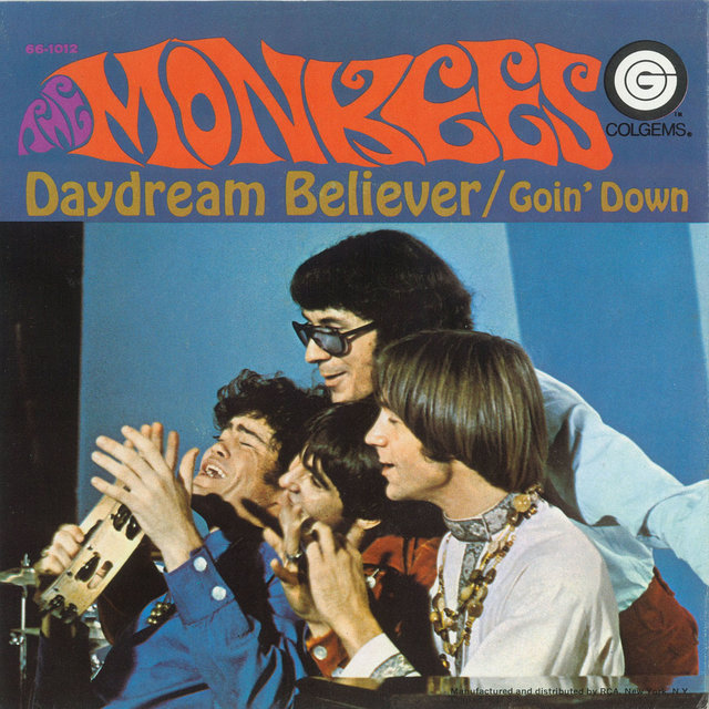 Daydream Believer / Goin' Down [Digital 45]