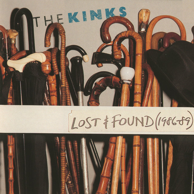 Lost And Found (1986-1989)