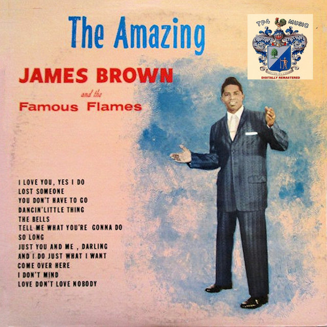 The Amazing James Brown and the Famous Flames