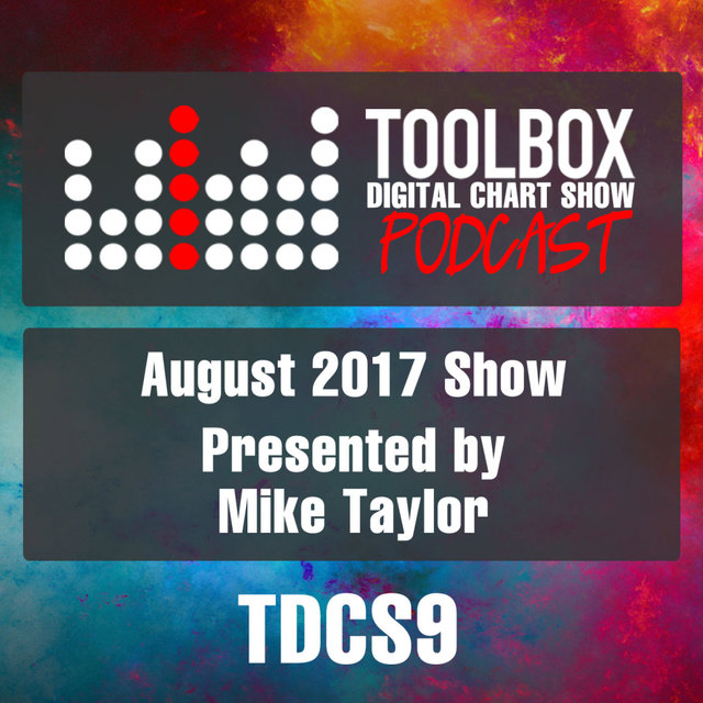 Toolbox Digital Chart Show - August 2017