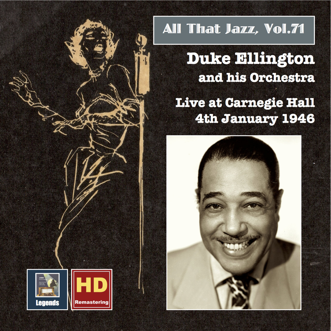 All That Jazz, Vol. 71: Duke Ellington Live at Carnegie Hall, January 4, 1946 (Remastered 2016)