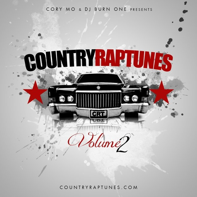 Cory Mo & Dj Burn One Present: Country Raptunes, Vol. 2