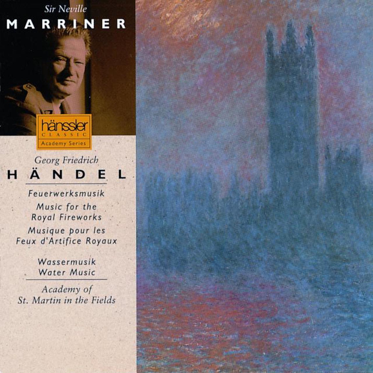 TIDAL: Listen to Handel: Music for the Royal Fireworks & Water Music ...