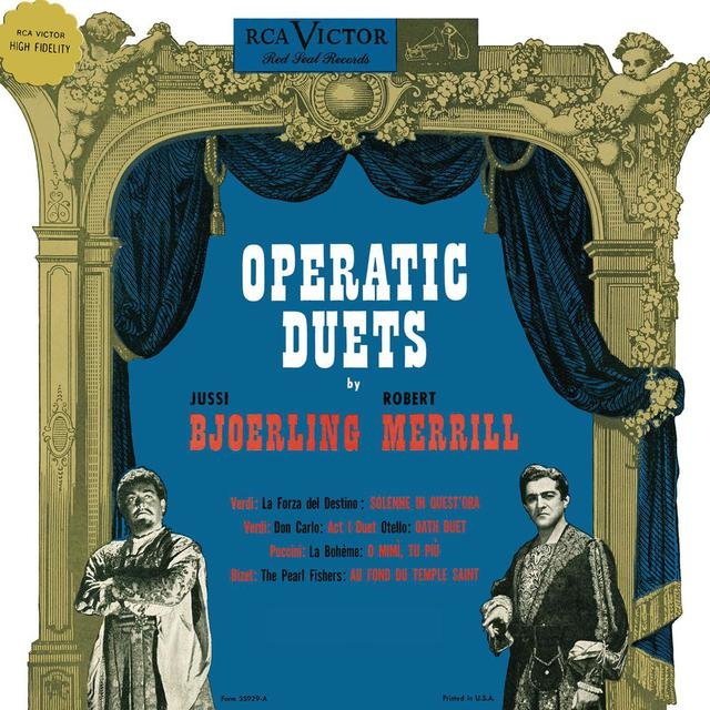 Operatic Duets and Scenes