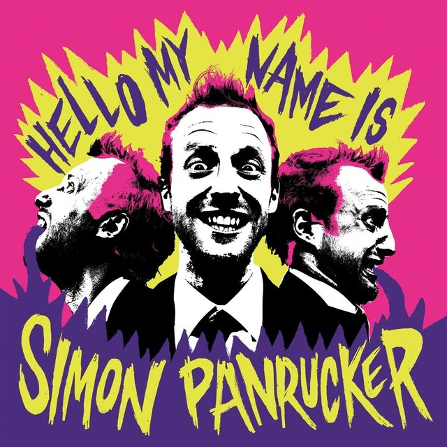 Hello My Name Is Simon Panrucker