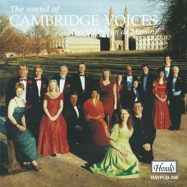 The Sound of Cambridge Voices