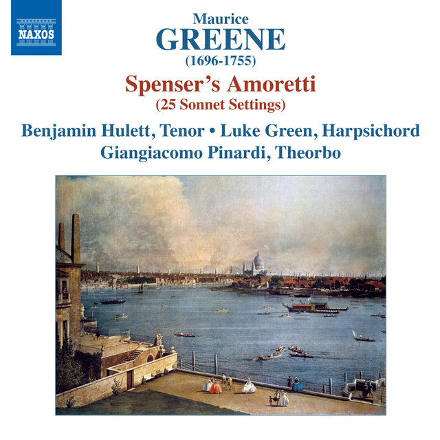 Greene: Spenser's Amoretti
