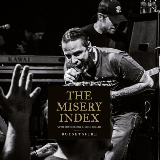 The Misery Index: 20th Anniversary Live in Berlin