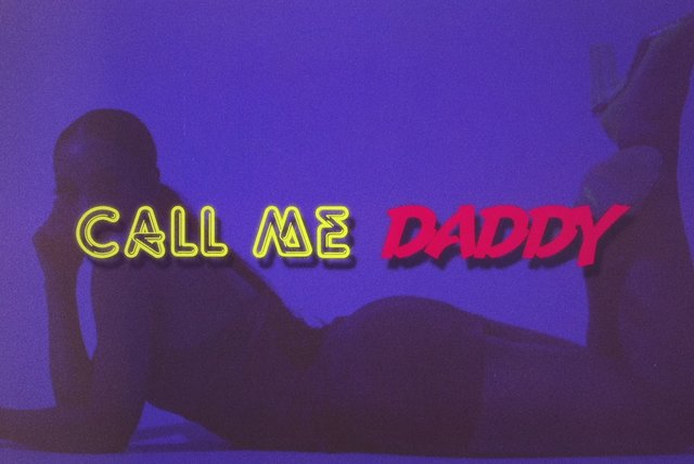 Call Me Daddy (Lyric Video)