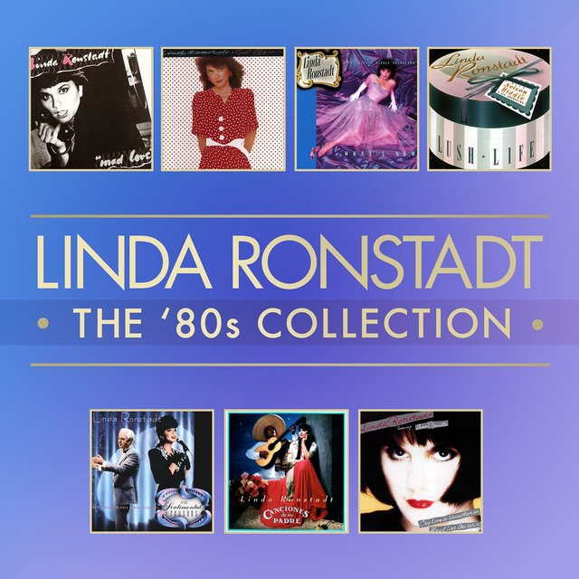 The 80's Studio Album Collection
