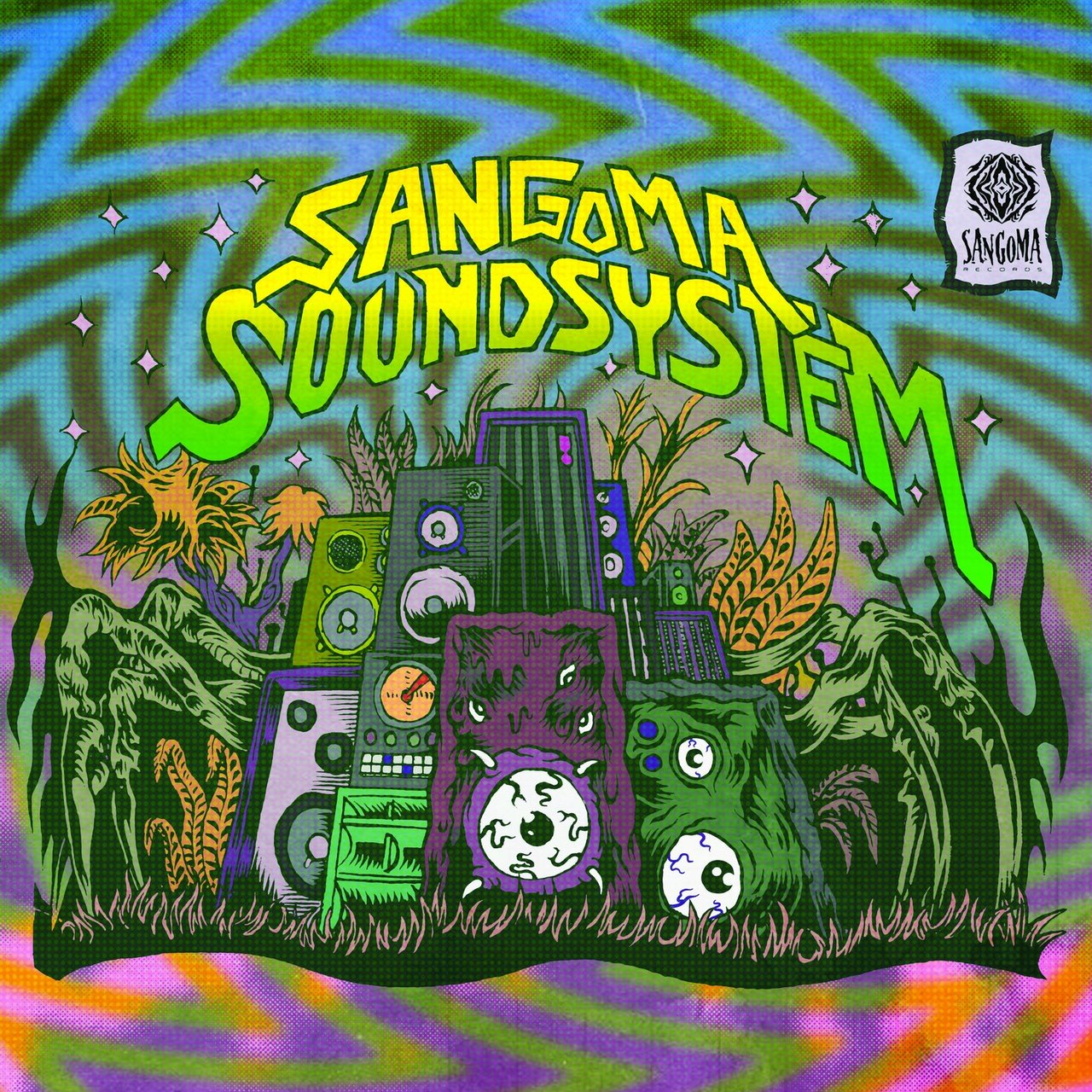Sangoma Soundsystem, Vol. 2